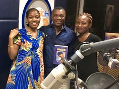 Thank you @molarawood 4 appearing on the @classicFM973 #BookOnReview w @benjiclassicfm @bagusmutendi Winners of feisty collection of stories in your book #iNdigO : 1. Babatunde 2. @bookaholicsng 3. @Abasreal Thank you 4 listening cc: @Parresiabooks #EtisalatPrizeforLiterature
