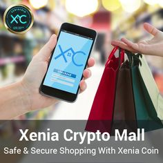 Getting hassled by online phishing? Xenia Crypto Mall is almost its way to our rescue. It will be just like an online shopping platform, but the only difference is you will buy and pay with XENIA COIN, the cryptocurrency. Digital Coin, Cryptocurrency, Mall, Online Shopping, Coins, Platform, How To Make, Stuff To Buy, Free