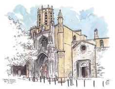 aix: cathedrale st sauveur