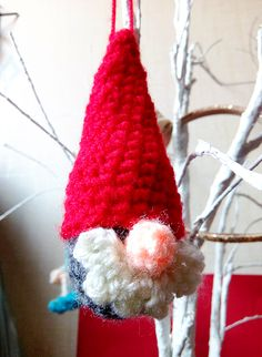 Crochet Gnome Free Pattern   Turtle Whicky Crochet   Home