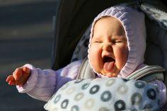 Che faccia buffa questo bebè!  #kids #baby