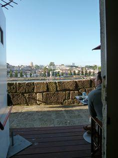 """Prima colazione, """"Hotel Pestana Porto"""", Porto Portugal (Luglio)"""