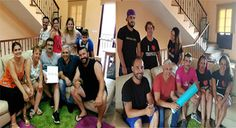 Grupo Mascarada Carnaval: Juan Carlos Armas entrega sus diseños para Los Car...