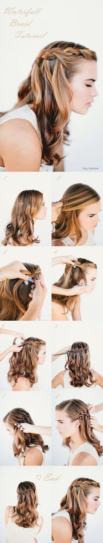 Most popular hairstyle braiding tutorial. Get a cool look under the help of hair extensions @kinghaircom #hairextensions #clipinhairextensions #hairstyles #wigs #braids#mermaid #fishtails #frenchbraids #dutchbraids #hairtutorials www.kinghair.com