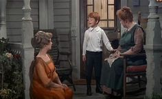 """The Music Man (1962) Marian notices how her brother, Winthrop Paroo (Ronny Howard) has come out of his shell (partly due to his lisp) by singing, """"Gary, Indiana"""" that he learned from Harold Hill. His mother, Mrs. Paroo (Pert Kelton) signs a contract for a musical instrument for Winthrop."""