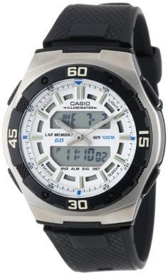 Casio Men%27s AQ164W-7AV Ana-Digi Sport Watch