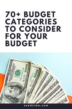 In order to have an effective budget, you're going to need some basic personal budget categories to start. Determining the budget category to use isn't always easy, especially if you've never made a budget before. Start your budget off right . . . here are some of the best budgeting categories to set you off on the right foot. #budget #budgetcategories #budetingtips #howtobudget #creatingabudget #seedtime Making A Budget, Create A Budget, Budgeting Finances, Budgeting Tips, Financial Tips, Financial Planning, Online Budget, College School Supplies, Budget Spreadsheet