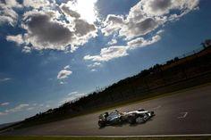 Nico Rosberg - Mugello Test 2012