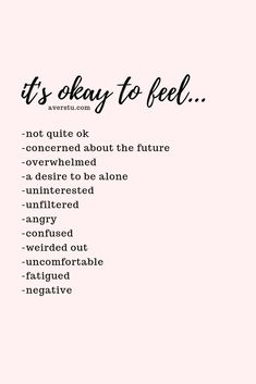 You Can Combat Panic And Anxiety With These Tips. When anxiety is looming, it can be hard to begin your day. You may find yourself avoiding activities you once enjoyed because of how your anxiety will make Its Okay Quotes, Quotes To Live By, Me Quotes, Motivational Quotes, Inspirational Quotes, Stay Calm Quotes, Feel Better Quotes, Quotes Images, Strong Quotes