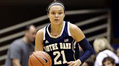 ACC: Kayla McBride, Notre Dame, 5-11, senior, G