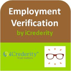 Niojak HR Mall | Employment Verification - HR Department by iCrederity