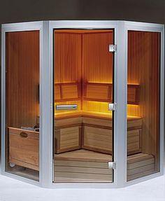 Tylo Saunt - Wet Sauna - Dry Sauna - Sauna for your home - Philadelphia - From Paoli Design Center http://www.paolidesigncenter.com/baltic-leisure.html#