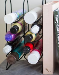 3 Tips for Organizing Unruly Beauty Products via @PureWow