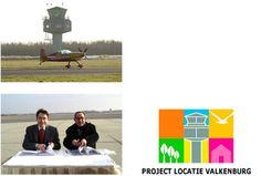 Valkenburg -  Hoe pak je een kans voor gebiedsontwikkeling aan als je over een oude verlaten vliegbasis beschikt?