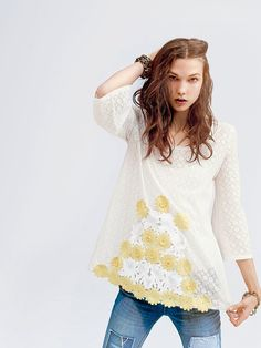 Free People Flower Child Tunic,