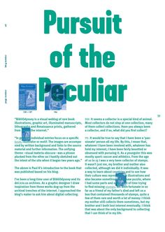 #ClippedOnIssuu from O.K. Periodicals - Issue 1 - Collections