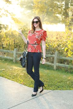 What I Wore | Autumn Glow, Pumpkin Spice, Orange, Jessica Quirk, whatiwore.tumblr.com