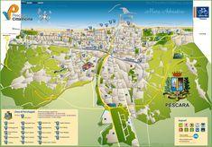 Bingley tourist map Maps Pinterest Tourist map and City