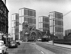 Rutherglen Road, Glasgow 1968