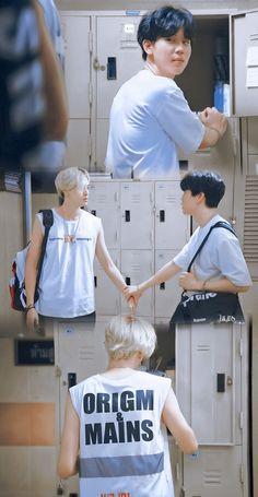 Pretty Boys, Cute Boys, Thailand Wallpaper, Chines Drama, Men Photography, Cute Gay Couples, Thai Drama, We Meet Again, Fujoshi