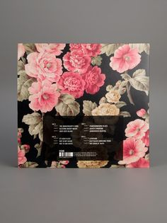Mark Lanegan - Blues Funeral (back cover)