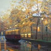 Alexei Butirskiy Autumn Glow