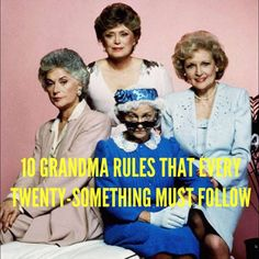 old lady lifestyle tips for twentysomethings