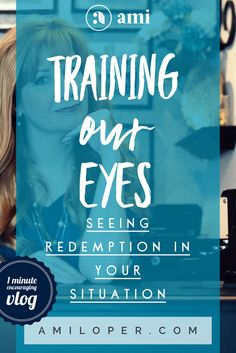 Seeing redemption in your situation Want to be able to see God's redemptive hand in your situation? Here's a secret I've learned that helps me see Him more clearly at work in my trials. Christian Women, Christian Living, Christian Life, Bible Study Plans, Bible Study Guide, Live Happy, Happy Life, Roman Road To Salvation, Freedom In Christ