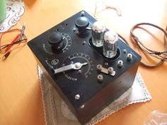 """Radiola III (1923) """"Antique radio"""", """"Tube radio"""""""