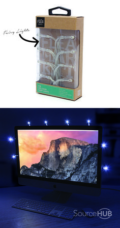 USB LED Fairy Lights - JB Hifi, Australia. - SourceHub Group
