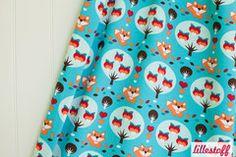 Simplifi Fabric — Love Fall by Lillestoff - Organic Knit