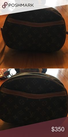 Louis Vuitton Blois Louis Vuitton Blois.  Sticky pockets. Not eligible for Bundle discount.  Order will be cancelled, if used in a bundle. Louis Vuitton Bags Crossbody Bags