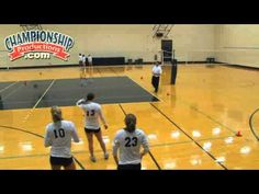 Cone Game With Cameron Davidson - YouTube...fun conditioning game Volleyball Skills, Volleyball Practice, Volleyball Training, Volleyball Workouts, Coaching Volleyball, Strength And Conditioning Coach, Conditioning Workouts, Preparation Physique, Volleyball Hairstyles