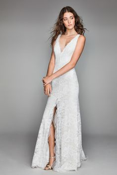 online shopping for Willowby Libra Lace Sheath Gown from top store. See new offer for Willowby Libra Lace Sheath Gown Fitted Lace Wedding Dress, Fall Wedding Dresses, Wedding Suits, Bridal Dresses, Wedding Gowns, Boho Wedding, Destination Wedding, Dream Wedding, Maxi Dresses
