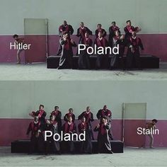 This is Poland - SmelliFish - Daily Funny Pics, Funny Jokes, Viral Videos History Jokes, History Facts, Dark Humour Memes, Dankest Memes, Funny Relatable Memes, Funny Jokes, Polish Memes, Russian Memes, Stupid Memes