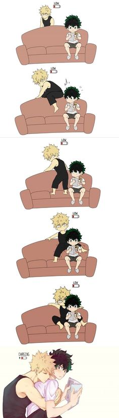 I'm on team tododeku but this too cute oml Deku Anime, Anime W, Anime Love, Kawaii Anime, My Hero Academia Shouto, Hero Academia Characters, Cute Gay, Bakugou Manga, Arte Do Kawaii