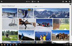 Google Unveils Google  Photos App For The Chromebook Pixel