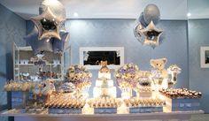 Chá de bebê menino: 20 SUPER ideias de decoração