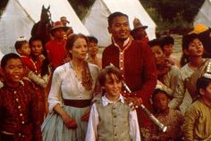 Anna et le roi (Anna and the King), Jodie Foster, Chow Yun-Fat ©