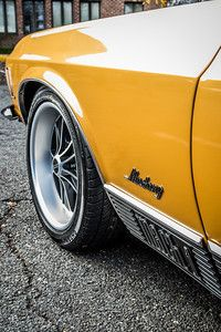 1970 Mach 1 Ford Mustang