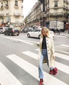Fashion girls are showing us how to style cute raincoats. Shop their looks.