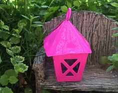 Miniature lantern for fairy garden or terrarium by gardenflowers1