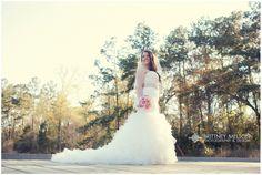 Tara: Bridals » Brittney Melton Photography | Houston Wedding Photography | Houston Arboretum Bridals