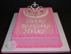 The Bakery Next Door: Princess Birthday Cake