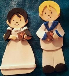 Muñecos comunión personalizados!!!