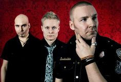 Poets of the Fall <3 really great band :)