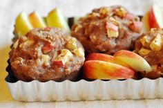 Hearty and Healthy Apply Muffins