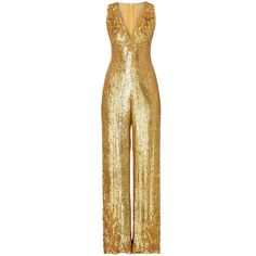 Vintage and Designer Evening Dresses and Gowns - For Sale at Black Sequin Jumpsuit, Disco Jumpsuit, Gold Jumpsuit, Sequin Outfit, Gold Sequin Dress, 21st Dresses, Party Dresses For Women, Dinner Party Outfits, Look Fashion