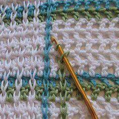 Shawl stitch