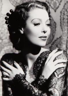 Loretta Young Oscar